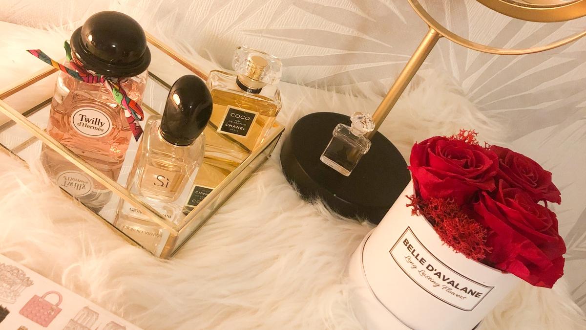 Mijn top 5 herfstparfums.